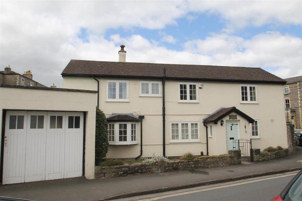 3 Bedrooms Detached House for sale in Julian Road, Sneyd Park, Bristol