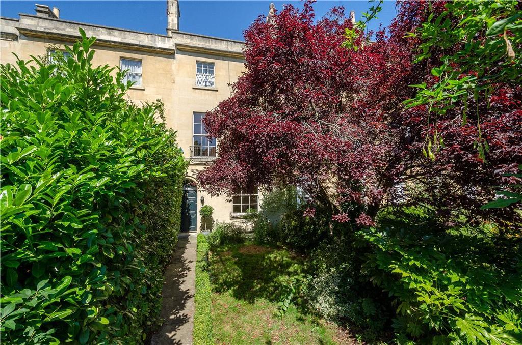 4 Bedrooms Terraced House for sale in Beaufort West, Bath, Somerset, BA1
