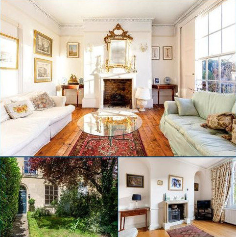 4 bedroom terraced house for sale - Beaufort West, Bath, Somerset, BA1
