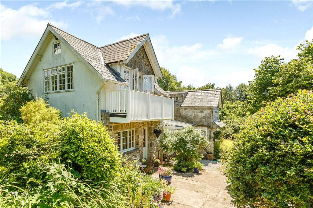 4 Bedrooms Detached House for sale in Dodbrook Cottages, Staverton, Totnes, TQ9
