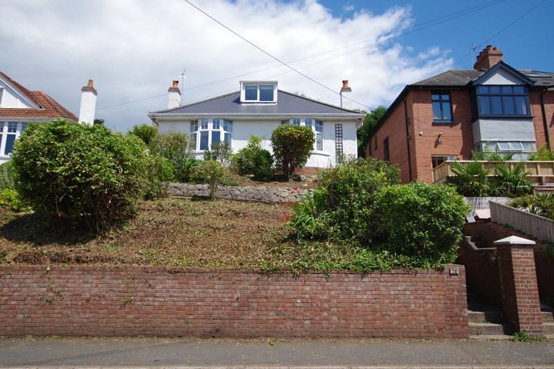 3 Bedrooms Detached Bungalow for sale in Coombe Vale Road, Teignmouth