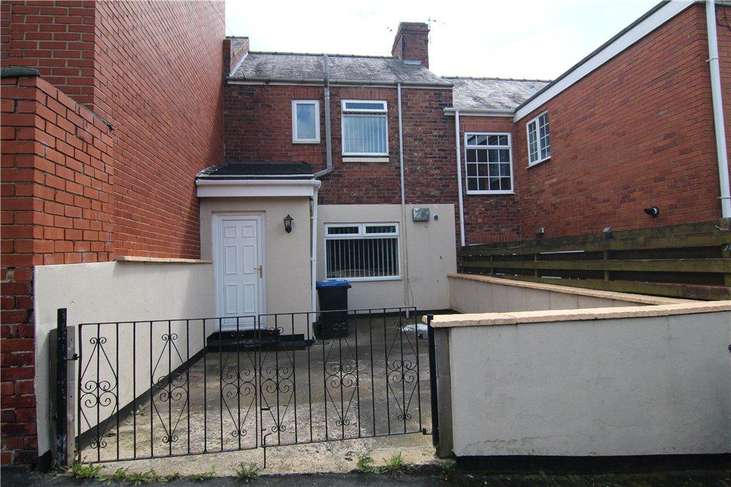 2 Bedrooms Terraced House for sale in Bannerman Terrace, Ushaw Moor, DH7