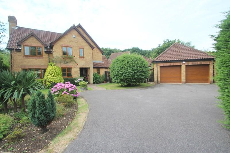 4 Bedrooms Detached House for sale in Sylvan Lane, Southampton