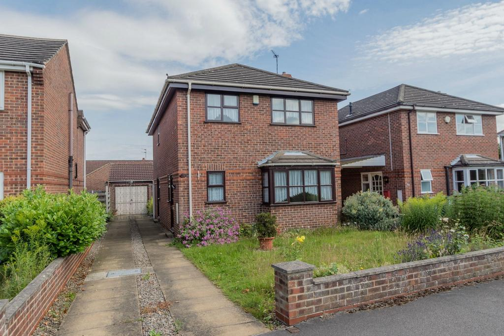 4 Bedrooms Detached House for sale in Wetherby Road, YORK