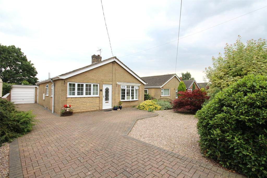 3 Bedrooms Detached Bungalow for sale in High Street, Swinderby, LN6