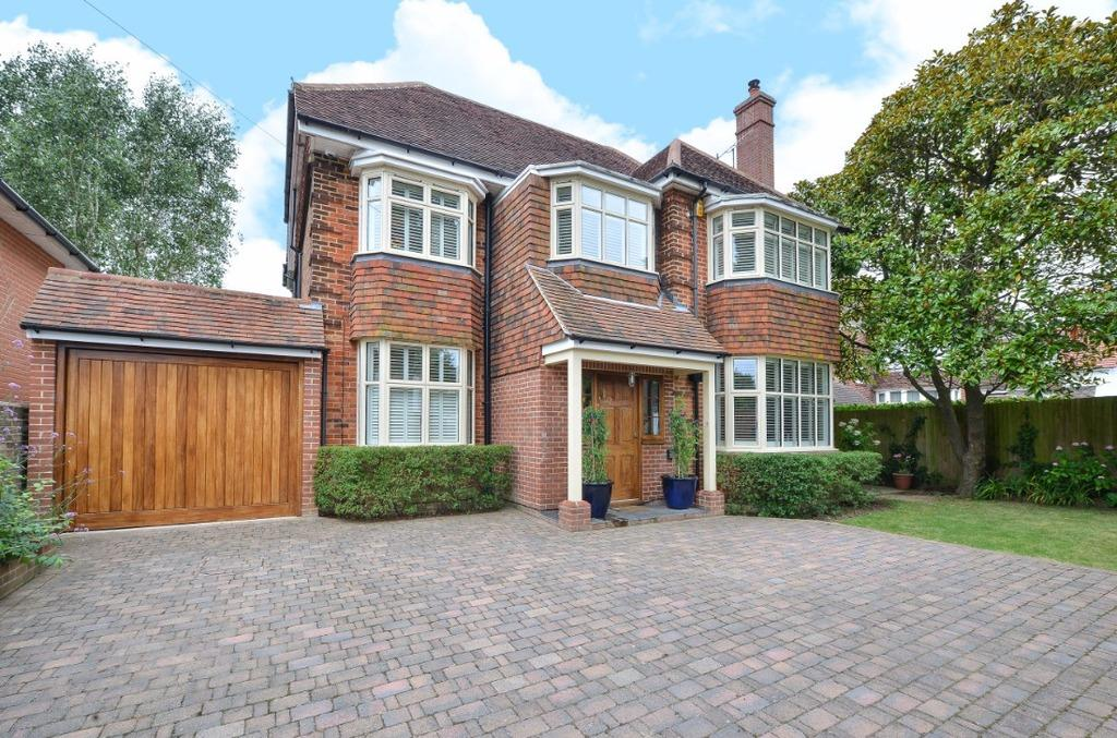 5 Bedrooms Detached House for sale in Shirley Drive Hove East Sussex BN3