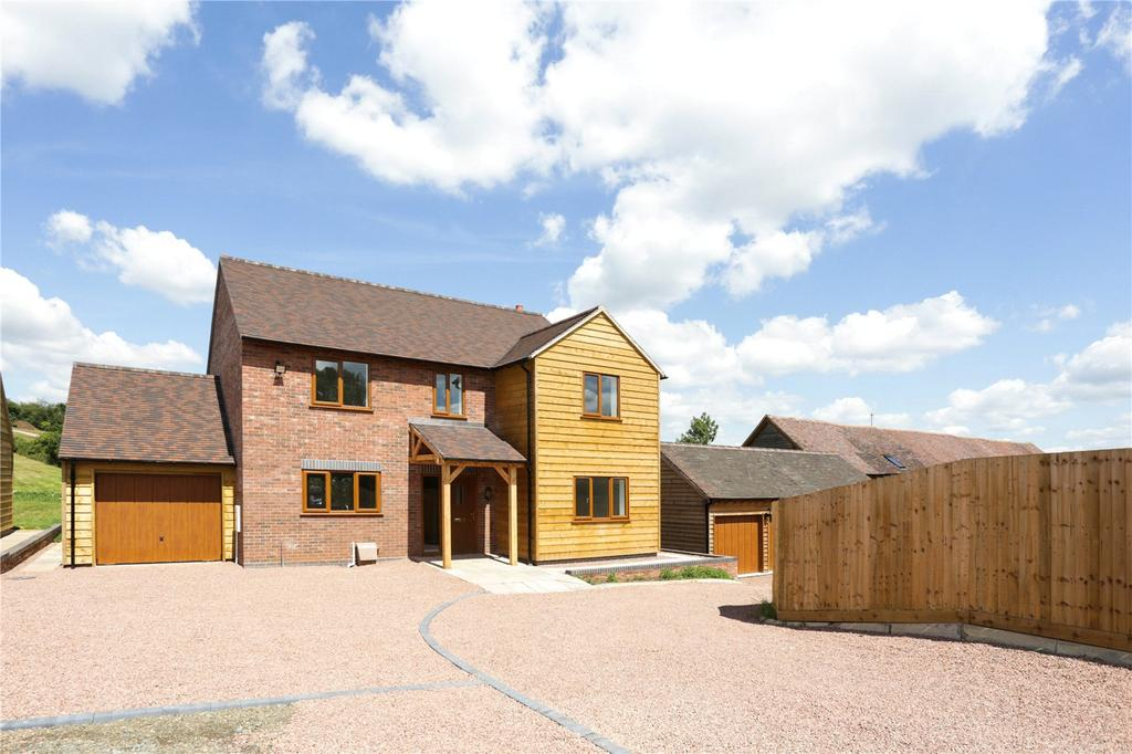 4 Bedrooms Detached House for sale in Callow End, Worcester, Worcestershire