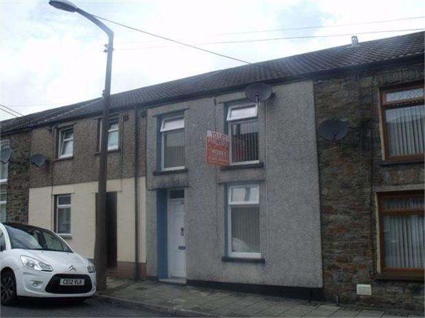 2 Bedrooms Terraced House for sale in Ton Row, Ton Pentre, CF41 7AN