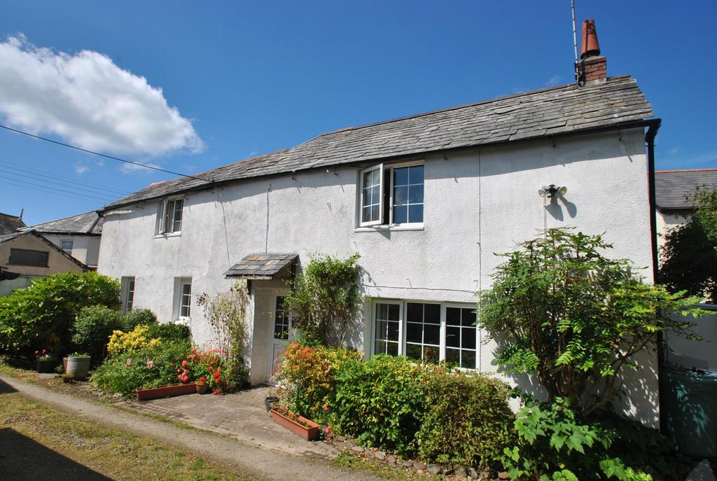 2 Bedrooms Detached House for sale in The Square, Kilkhampton
