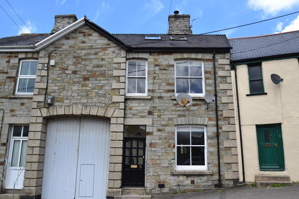 3 Bedrooms Terraced House for sale in Pool Street, Bodmin