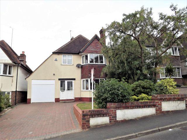 3 Bedrooms Detached House for sale in Fernwood Road,Sutton Coldfield,