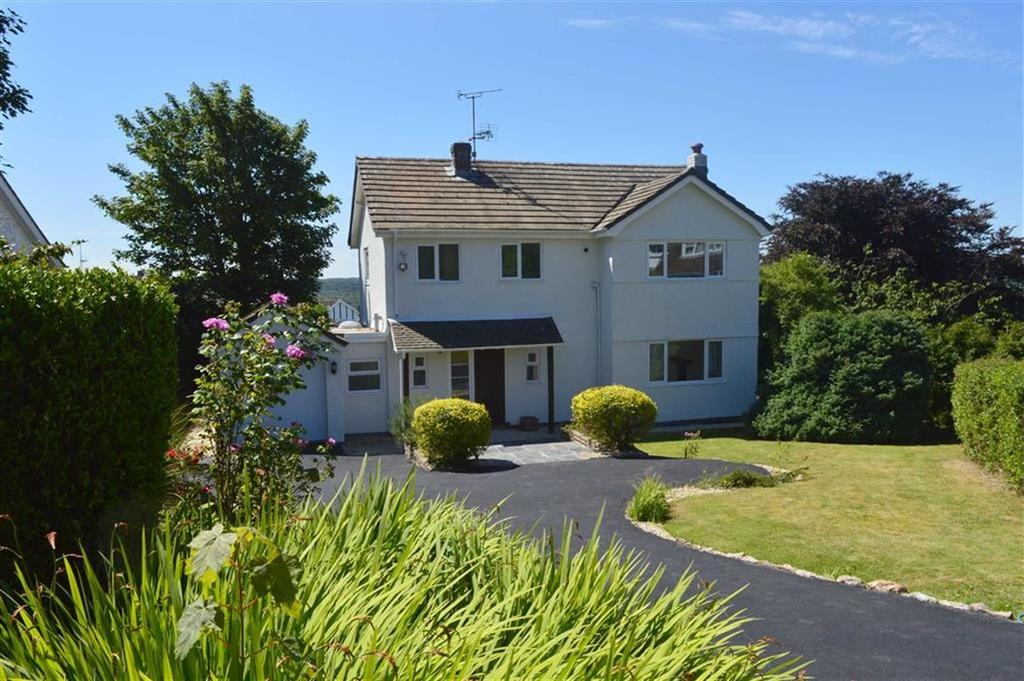 4 Bedrooms Detached House for sale in The Downs, Reynoldston, Swansea