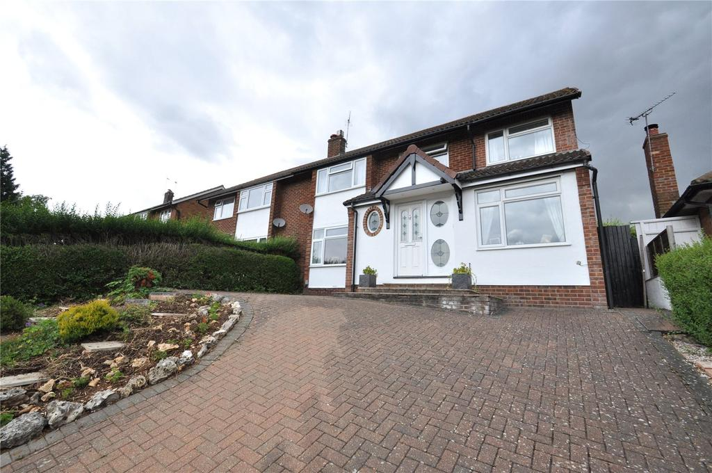 4 Bedrooms Semi Detached House for sale in Butt Field View, St. Albans, Hertfordshire