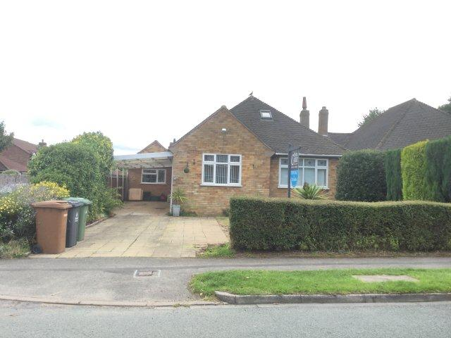 4 Bedrooms Bungalow for sale in Egerton Road,Streetly,Sutton Coldfield