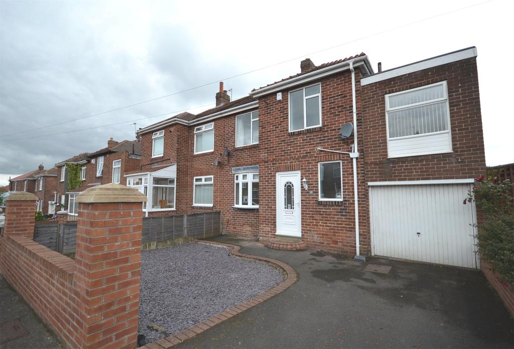 3 Bedrooms Semi Detached House for sale in Denton Burn