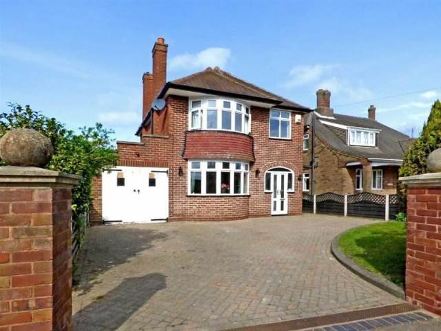 3 Bedrooms Detached House for sale in Springhill Road,Burntwood,Staffordshire