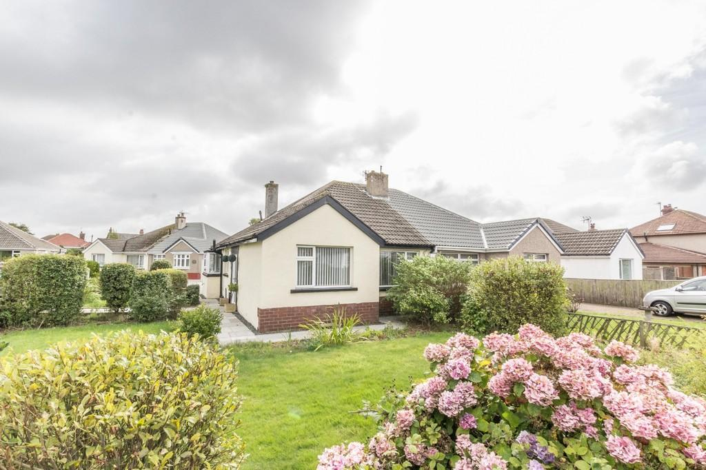 2 Bedrooms Semi Detached Bungalow for sale in Portland Crescent, Barrow-In-Furness