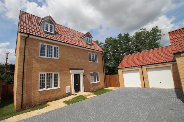 5 Bedrooms Detached House for sale in Saxon Fields, Yarmouth Road, Blofield, Norfolk