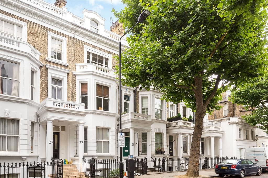 3 Bedrooms Flat for sale in Marloes Road, Kensington, London