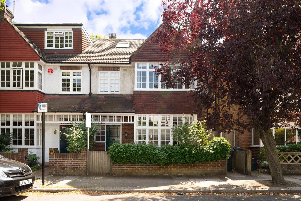 5 Bedrooms Semi Detached House for sale in Elmwood Road, London