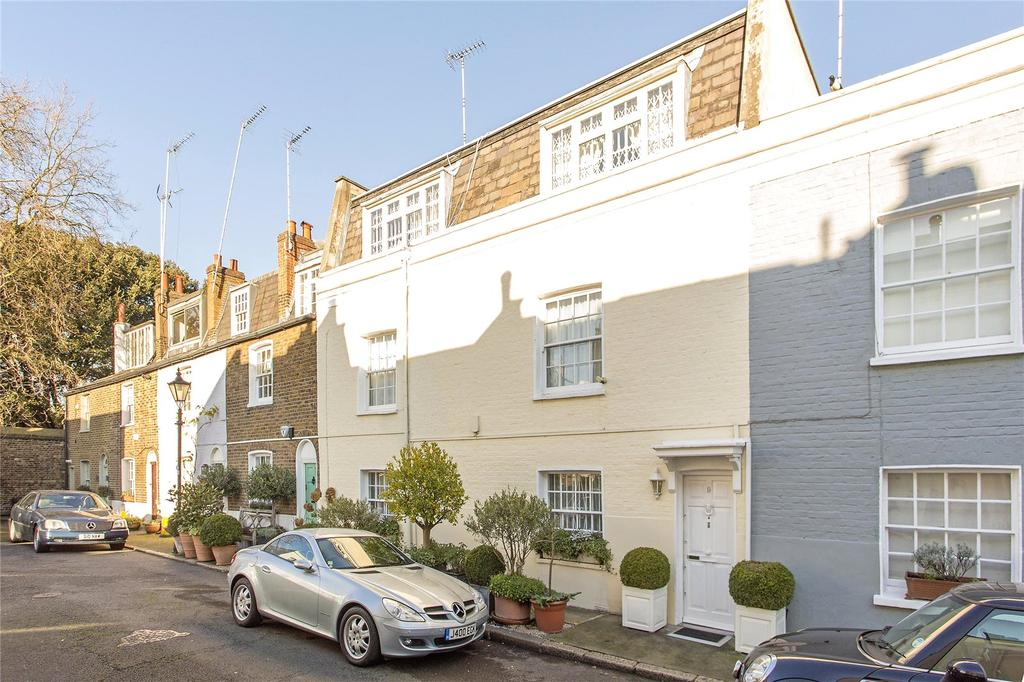 4 Bedrooms Terraced House for sale in Billing Road, Chelsea