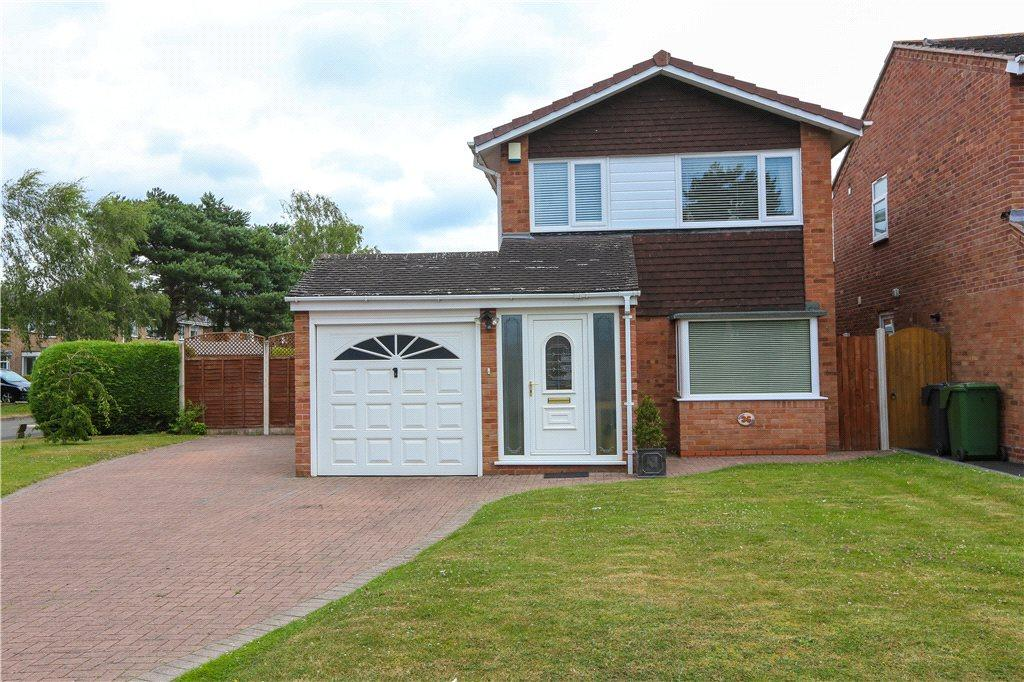 3 Bedrooms Detached House for sale in Hartford Road, Bromsgrove, B60