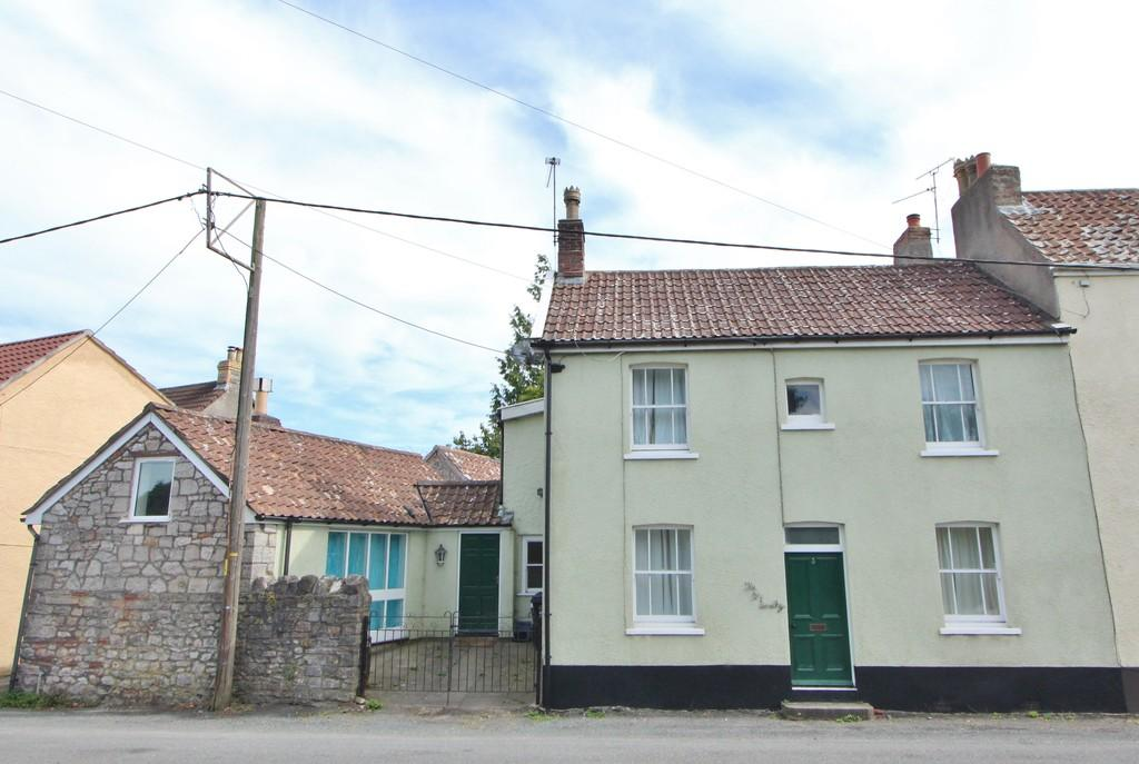 5 Bedrooms Semi Detached House for sale in Centrally positioned period residence in Congresbury with tenants in situ