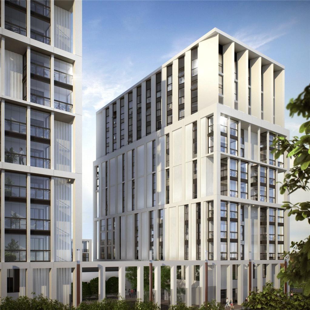 2 Bedrooms Penthouse Flat for sale in Battersea Exchange, Queenstown Road, London, SW8