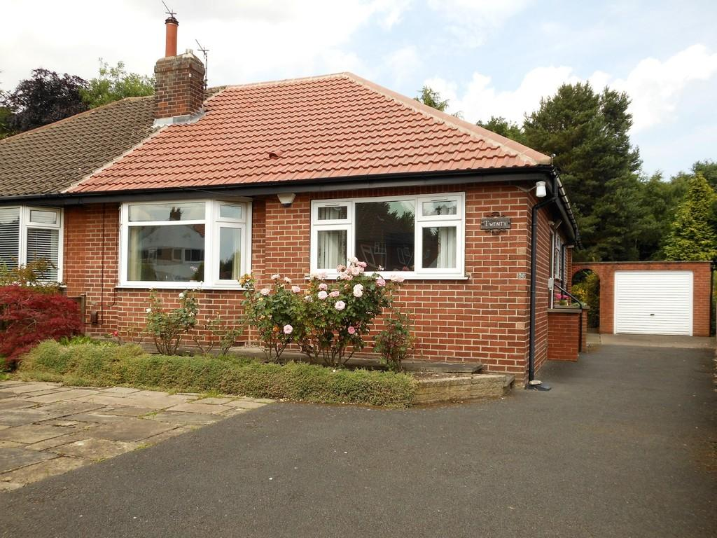 2 Bedrooms Semi Detached Bungalow for sale in New Adel Gardens, Adel
