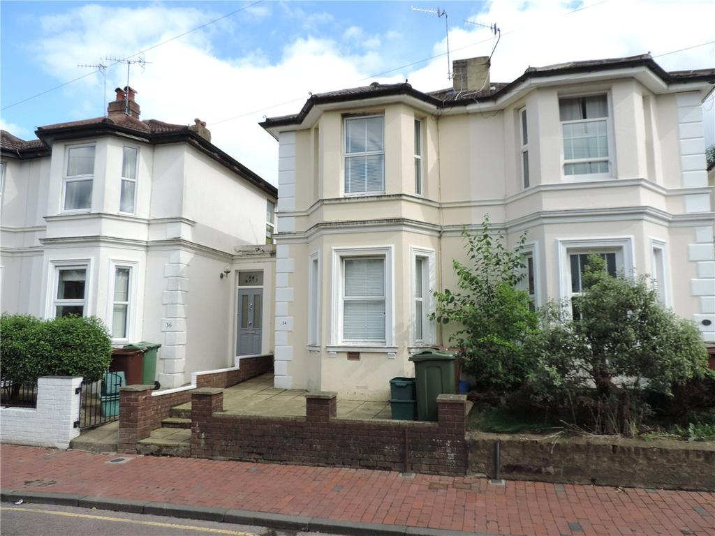3 Bedrooms End Of Terrace House for sale in Albion Road, Tunbridge Wells, Kent, TN1