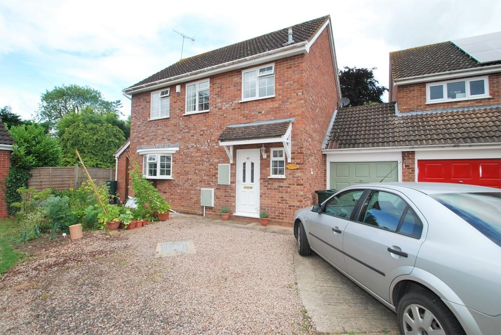 3 Bedrooms Link Detached House for sale in Bronsil Drive, Malvern