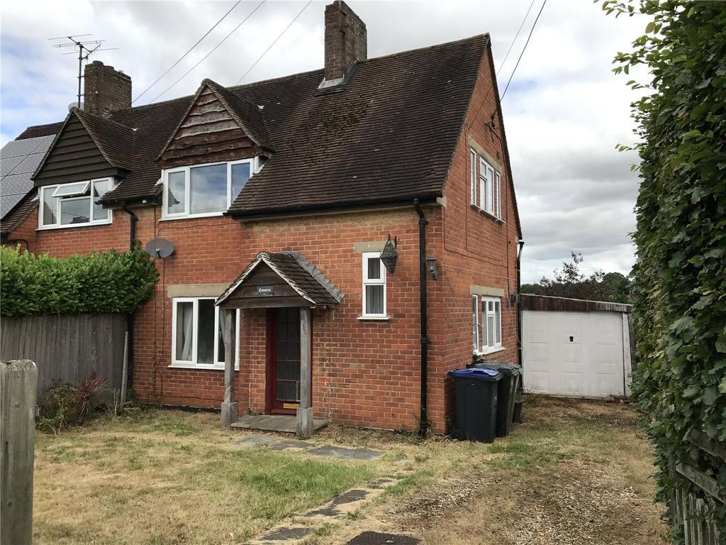 2 Bedrooms Semi Detached House for sale in Elcot Lane, Marlborough, Wiltshire, SN8