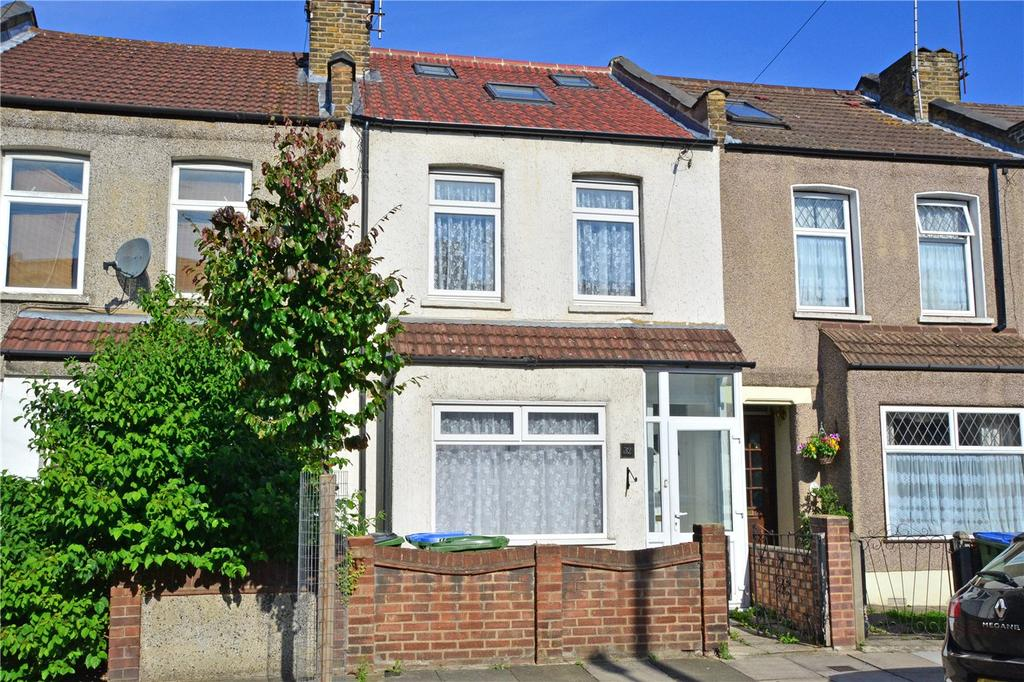 3 Bedrooms Terraced House for sale in Flaxton Road, Plumstead, London, SE18