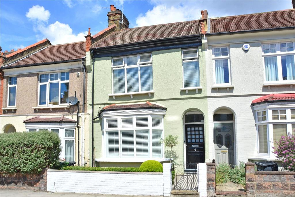 3 Bedrooms Terraced House for sale in Boyne Road, Lewisham, London, SE13