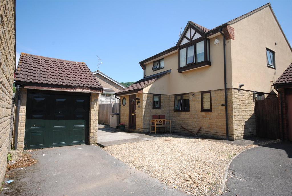 4 Bedrooms Detached House for sale in Little Orchard, CHEDDAR, Somerset, BS27