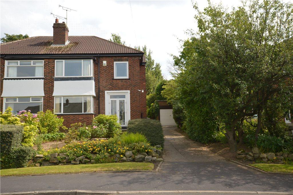 3 Bedrooms Semi Detached House for sale in Primley Park Lane, Leeds, West Yorkshire