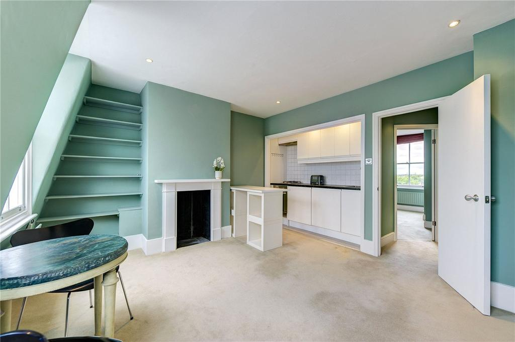 1 Bedroom House for sale in Campden Hill Gardens, Kensington, London, W8
