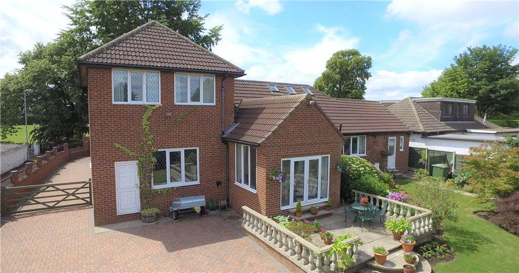 5 Bedrooms Detached House for sale in Field Lane, Wakefield, West Yorkshire