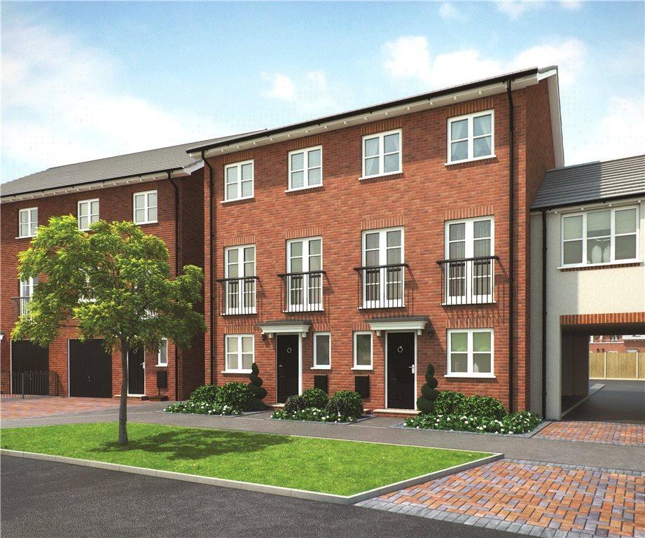 4 Bedrooms Terraced House for sale in PLOT 141 BUCKDEN PHASE 1, Navigation Point, Cinder Lane, Castleford