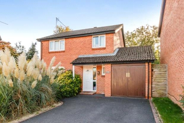 4 Bedrooms Link Detached House for rent in Plympton Close, Earley, Reading, Berkshire, RG6