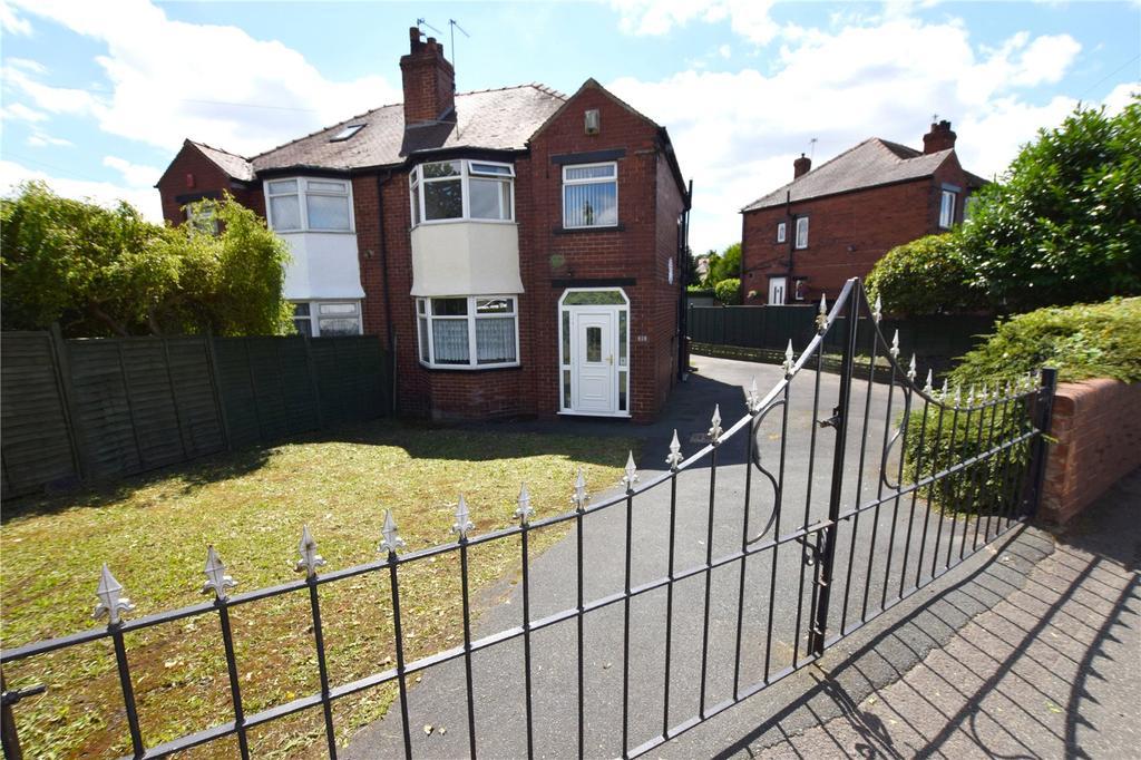 3 Bedrooms Semi Detached House for sale in Dewsbury Road, Leeds, West Yorkshire, LS11