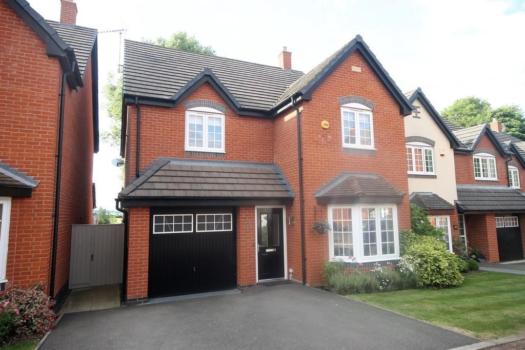 4 Bedrooms Detached House for sale in Goulton Crescent, Desford