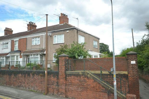 2 Bedrooms End Of Terrace House for sale in Wintringham Road, GRIMSBY