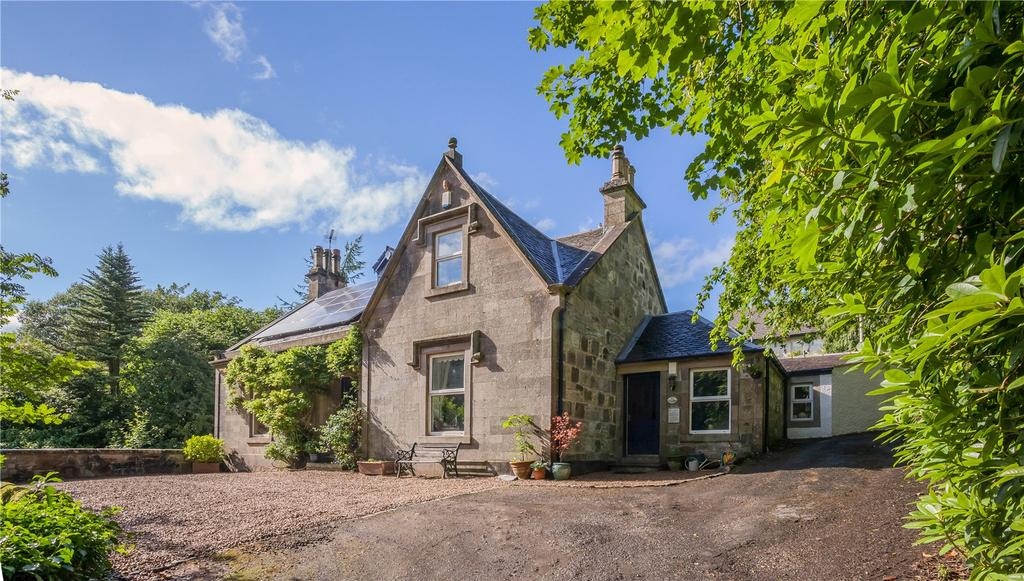 4 Bedrooms Detached House for sale in Hapland House, Stewarton Road, Dunlop, Ayrshire