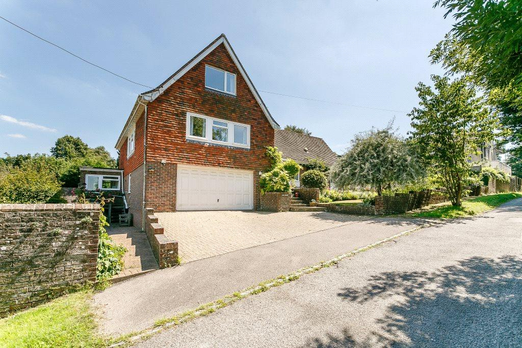 5 Bedrooms Detached House for sale in Wickham Hill, Hurstpierpoint, Hassocks, West Sussex