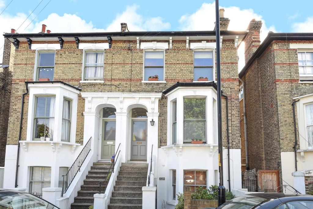 3 Bedrooms Flat for sale in Derwent Grove, East Dulwich, SE22