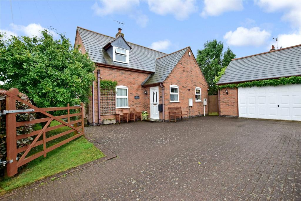 4 Bedrooms Detached House for sale in Main Street, Twyford, Melton Mowbray