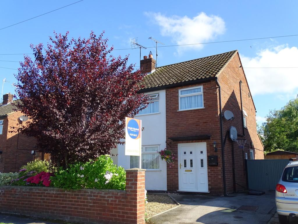 3 Bedrooms Semi Detached House for sale in Reeves Road, Great Boughton