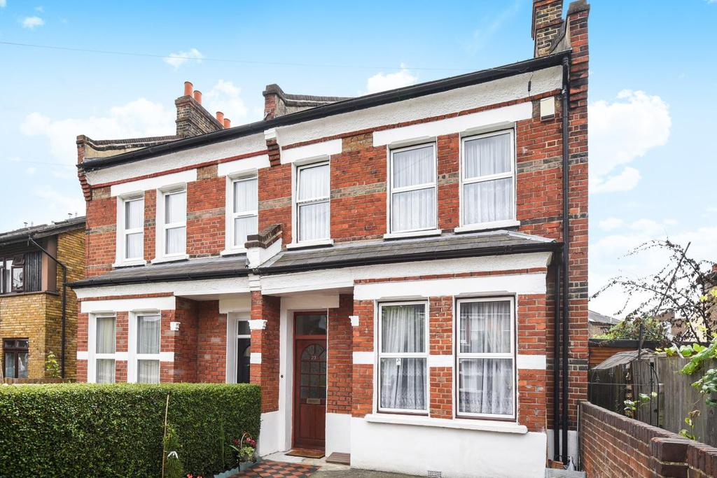 3 Bedrooms Semi Detached House for sale in Barmeston Road, Catford