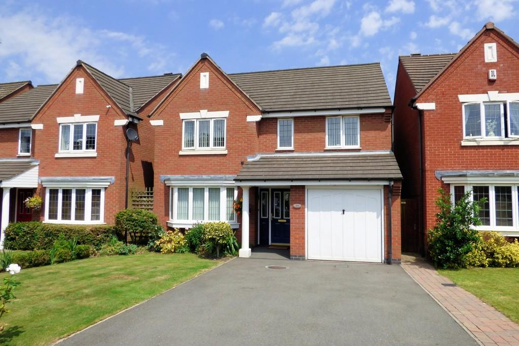 4 Bedrooms Detached House for sale in Blueberry Way, Woodville